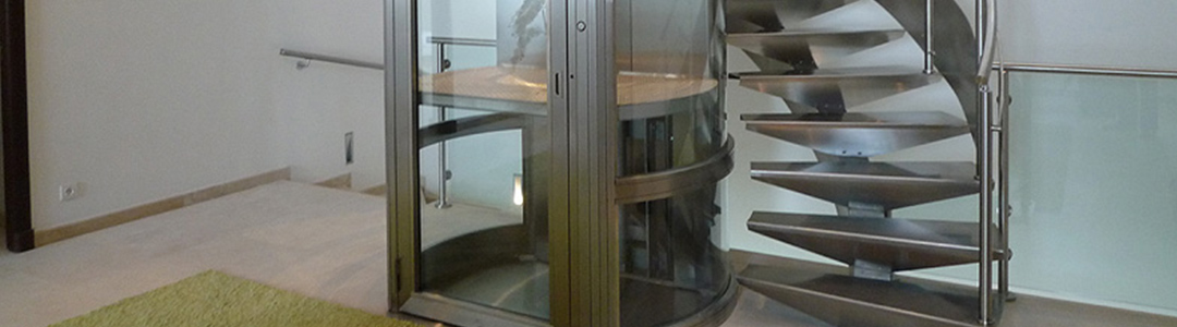 un ascenseur de maison