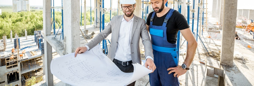 Projet de construction de maison individuelle